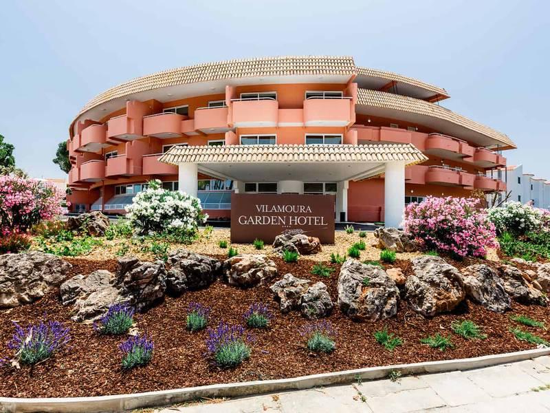 Vilamoura Garden Hotel in Vilamoura, Official Website
